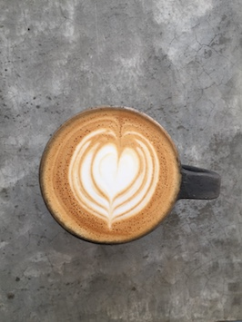 Best latte in Oaxaca